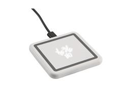 Kabelloses Ladegerät Expose:   Kabelloses ABS-Ladegerät zum schnellen Aufladen von Mobiltelefonen. Auf der