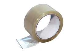 Klebeband PP leise: Klebeband PP 28y, Acrylatkleber, leise abrollend weiß, transparent oder braun. n