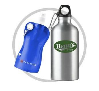 Sport- u. Wasserflaschen