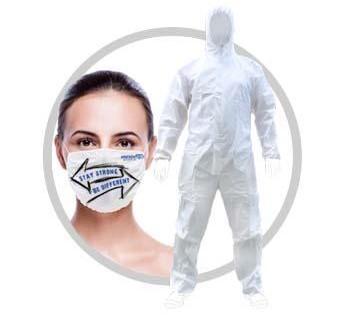 Schutzmasken, Schutzartikel