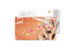 LAP-Cleaner 3in1 ca. 21 x 15 cm: Mousepad, Displayschutz und Reinigungstuch in einem! Bestens geeignet für hochse