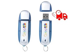 TARGA USB-Stick EXPRESSVEREDELUNG Lieferung in 4 Tagen:   USB 2.0. Pro Stück in einer Verpackung. - verfügbare Speichergrößen: 1, 2, 4