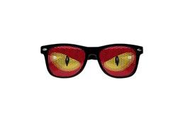 TEN Logo Sonnenbrille:   Immer passende, auffallende Werbebrille mit UV 400 Schutz (gemäß europäische