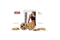 Super Super-Vital Snack: Produktinformation: Knuspriges Gebäck in zwei verschiedenen Sorten, einzeln im i